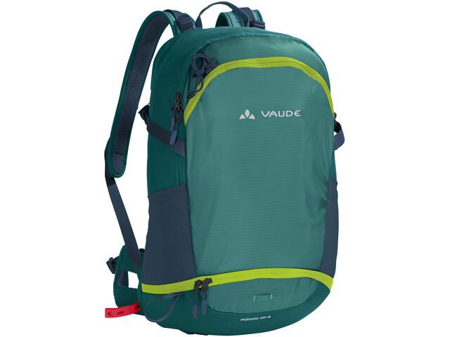 VAUDE Wizard 30+4 Backpack nickel green
